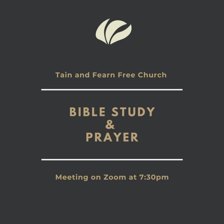 Midweek Meeting for Prayer and Bible Study