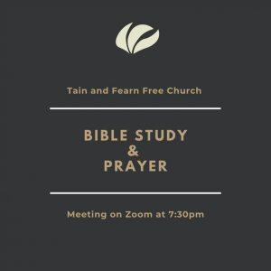 Midweek Prayer Meeting